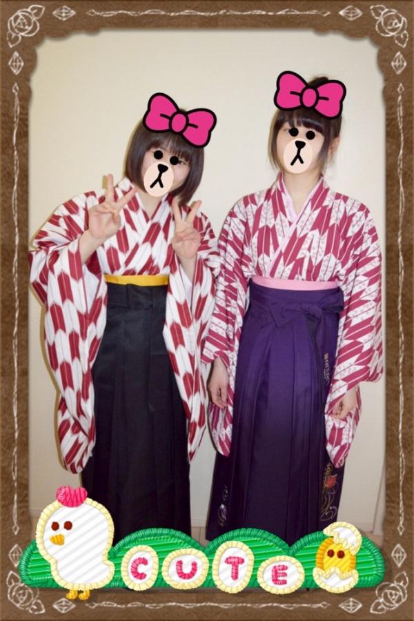 袴の着付け予約
